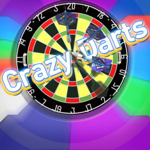 Crazy Darts: A Game of Timing