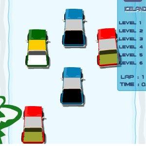 4x4 Rally Racing Game