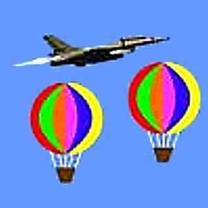 Air Dodge: Avoid the Balloons