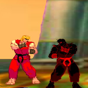 12 Fighters 2: Street Fighters