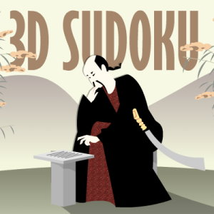 3D Sudoku: Daily Puzzles