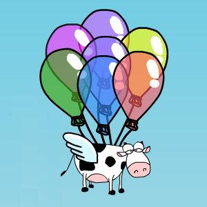 Barnyard Balloon: Joust-Style Game