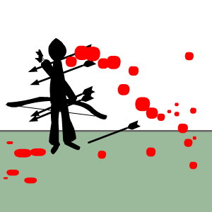 Bowman 2: Stickman Archery Duel + Shoot Birds With Arrows