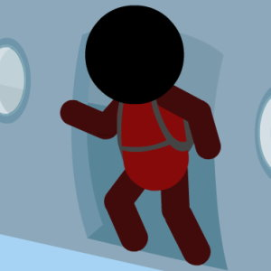Para Jumper: Parachute Game