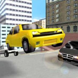 Runner: The Car Crashing Game