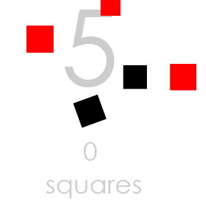 Squares 2: Don't Touch the Red Squares