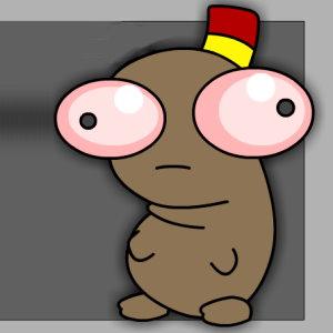 Stinky Bean: Fling the Poop