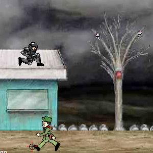 Black Ops Ninja: North Korean Nuclear Conflict