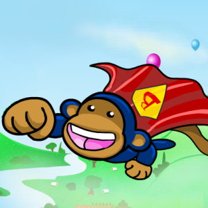 Bloons Supermonkey: Pop Balloons With Guided Missiles