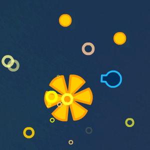 Color Burst: Blast the Yellow Balls