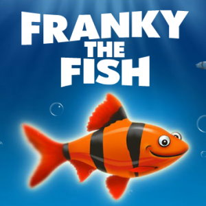Franky the Fish: Eat the Little Fishies