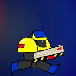 Robo-Slug: Rebel Robots