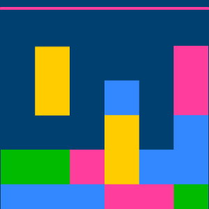 Anti-Tetris: Keep Rows From Disappearing