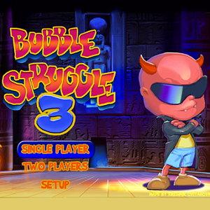 Bubble Struggle 3: Rebubbled Again