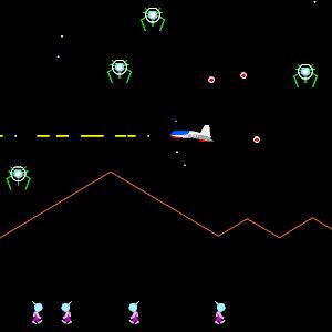 Defender: Classic Arcade Game