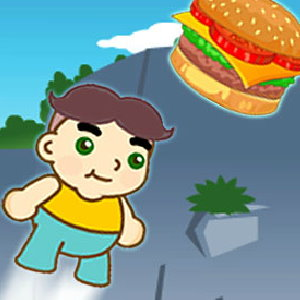 Fat Fred's Hamburger Hunt