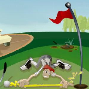 Forest Challenge 2: Online Putt-Putt Miniature Golf
