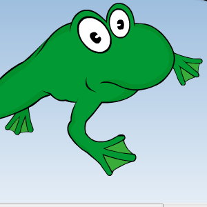 Frog Race: Be a Celebrated Jumping Frog