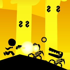 Gun Run: Steampunk Robots - Rage Against the Machine