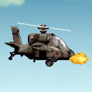 Overkill Apache: Iranian Assault