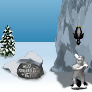 Smack the Penguin: Yeti Batting Practice