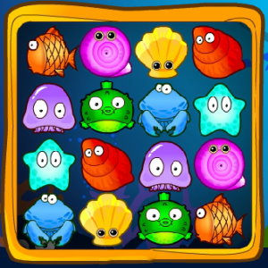 Bubble Blob: Undersea Matching Game