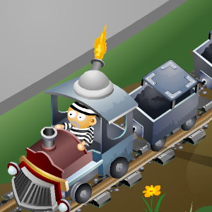 Choo Choo: Armored War Train