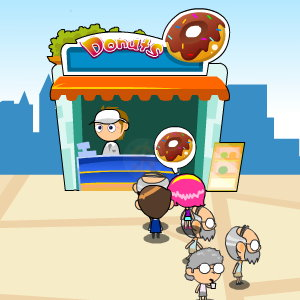 Donut Empire: Build Your Business