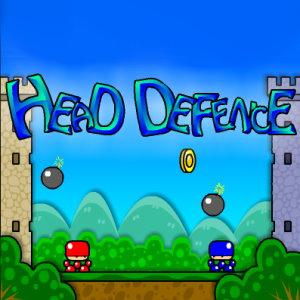 Head Defense: Destroy the Computer's Castle