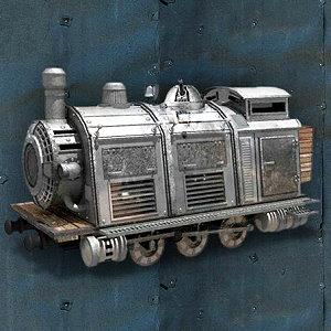 Rail of War: Armored Battle Trains