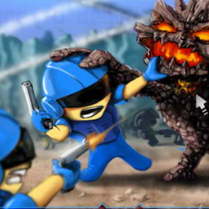 Rock and War: Destroy the Rock Monsters!