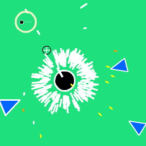Shape Shooter 3: Blast Geometric Enemies