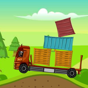 Cargo Master 2: Haul the Crates, and Don't Drop Any!