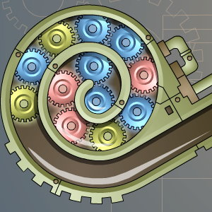 Cog Factory: Fill the Sprocket Spirals
