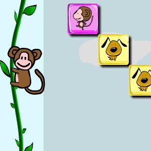 Connect It: Mah Jong Monkey Game