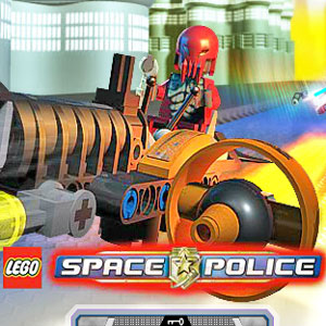 Lego Space Police: Galaxy City Getaway